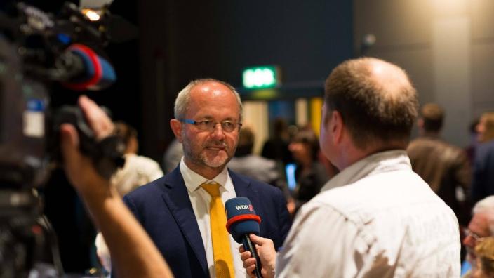 World Vision Veranstaltung mit Volkmar Klein