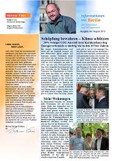 Informationen aus Berlin Nr. 34