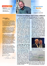 Informationen aus Berlin Nr. 36