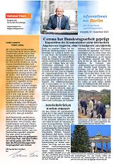 Informationen aus Berlin Nr. 38